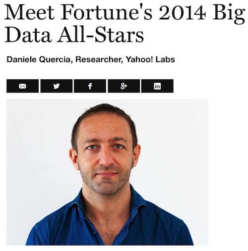 fortune big data star